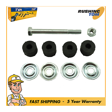 Suspension Stabilizer Bar Kit Rear Outer for Buick Cadillac Oldsmobile Pontiac