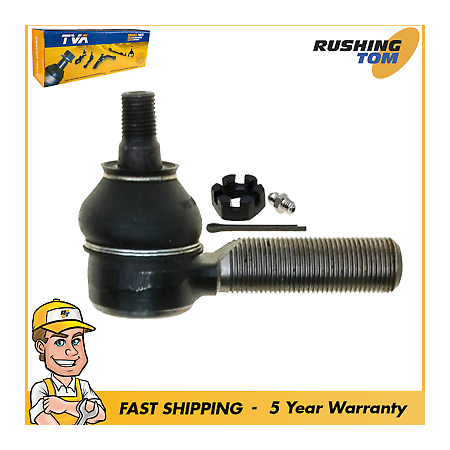 Steering Tie Rod Front Outer fits Dodge Ramcharger W150 W250 1986-1993