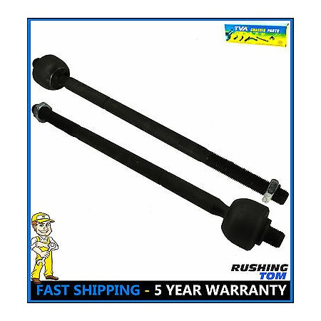 2 Front Inner Tie Rod End Fits Chrysler Town & Country 2001-2003 2004 EV405