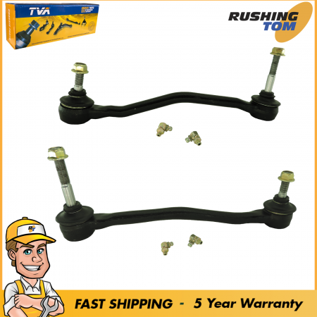2 Front Sway Bar Link for Ford Excursion F250 F350 Super Duty 4WD