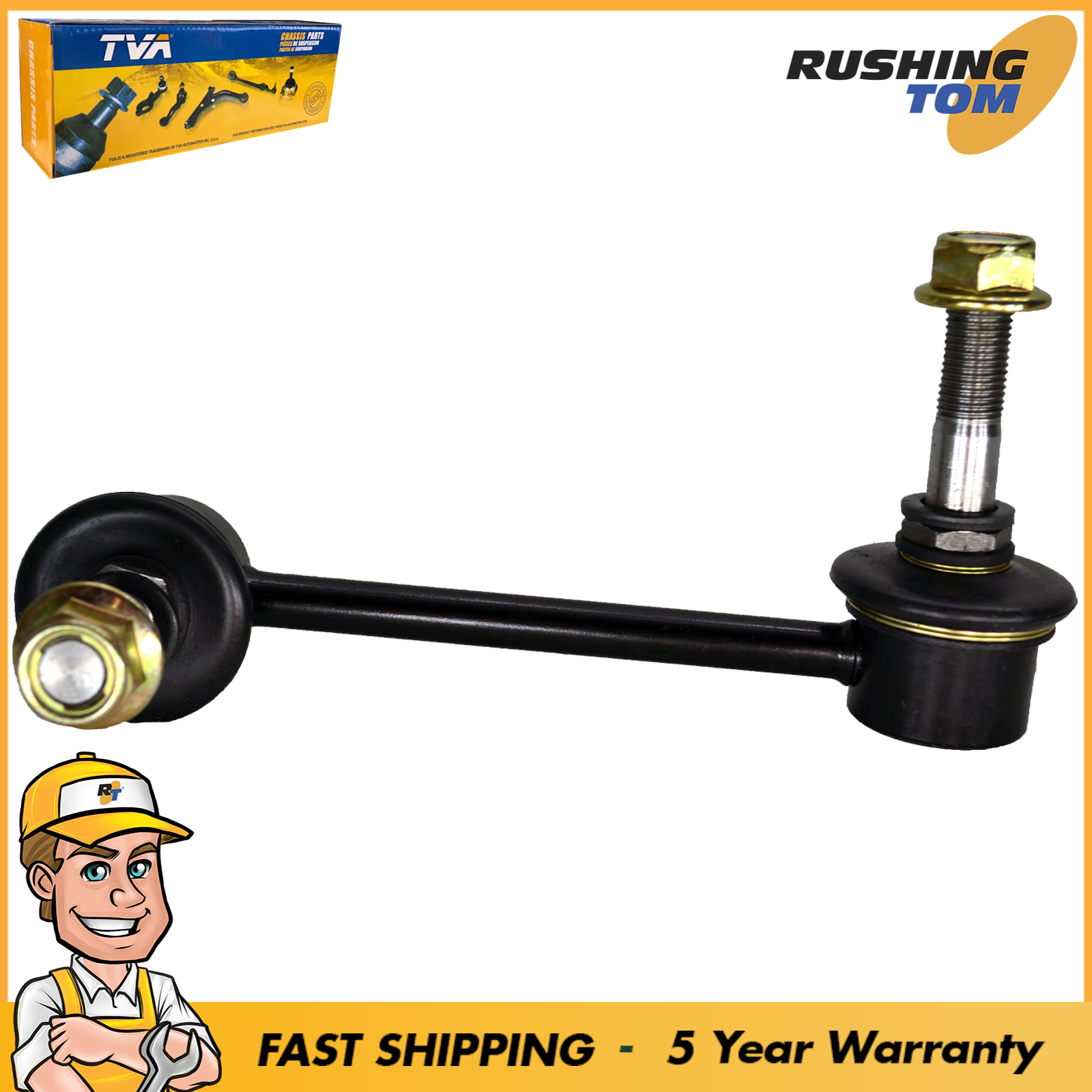 2006 fits Toyota Tacoma Front Left Suspension Stabilizer Bar Link With Five Years Warranty