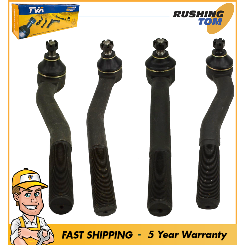 2008 Fits Jeep Grand Cherokee Front Left Outer Steering Tie Rod End With Five Years Warranty