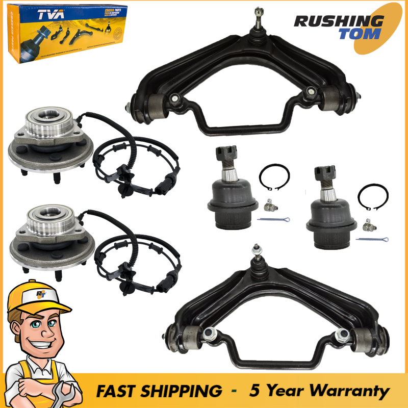 6Pc Chassis Suspension Kit fits Ford Explorer Mercury Mountaineer 2002-2005