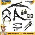 12Pc Control Arm Ball Joint Tie Rod Suspension Kit for Honda Civic Acura Integra